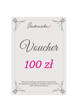 Voucher upominkowy 100zł