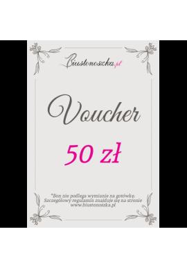 Voucher upominkowy 50zł